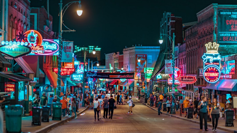 Visit Memphis, Tennessee